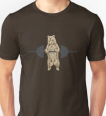 Weightlifting Bear T-Shirt