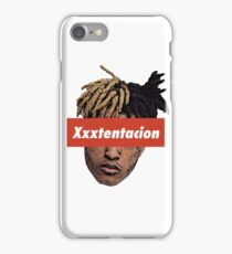 Xxxtentacion Box Logo iPhone Case/Skin