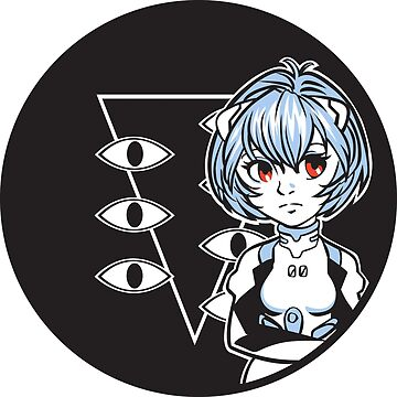 Rei Ayanami by tarale