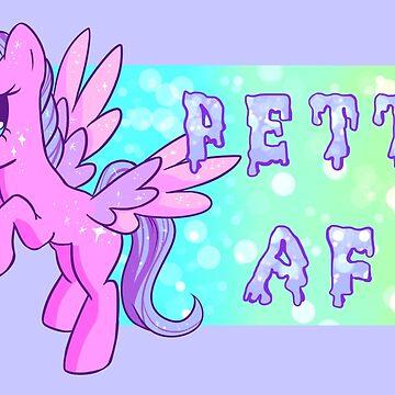 My Petty Pony by PoppiPan
