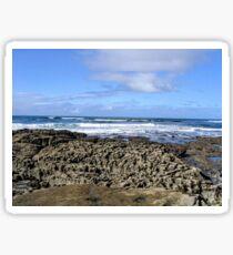 Burren Meets Atlantic Doolin, Ireland Sticker
