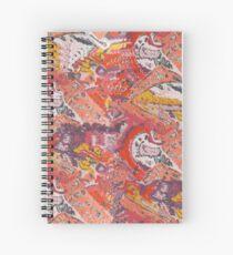 Stipple  Spiral Notebook
