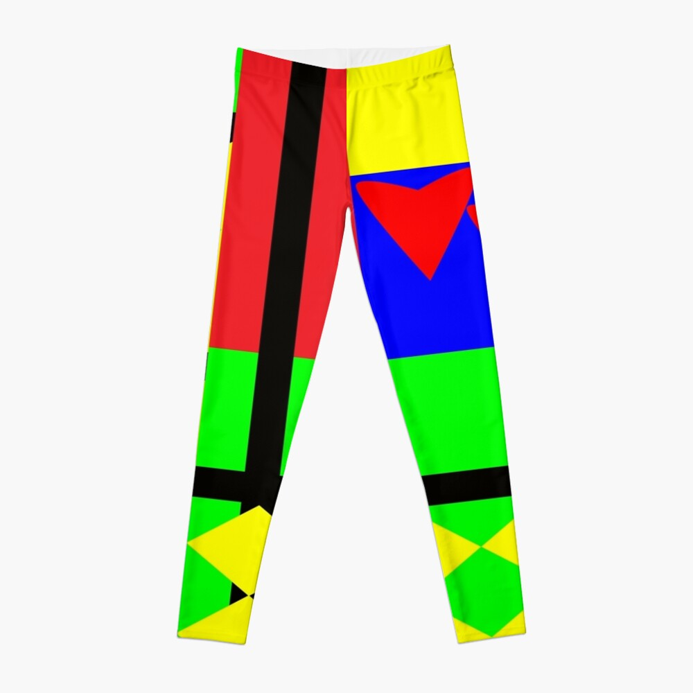 Fun with Color by Julie Everhart Leggings