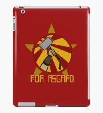 For Asgard! iPad Case/Skin