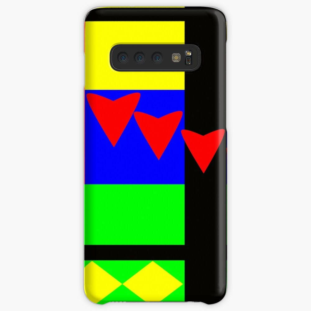 Fun with Color by Julie Everhart Case & Skin for Samsung Galaxy