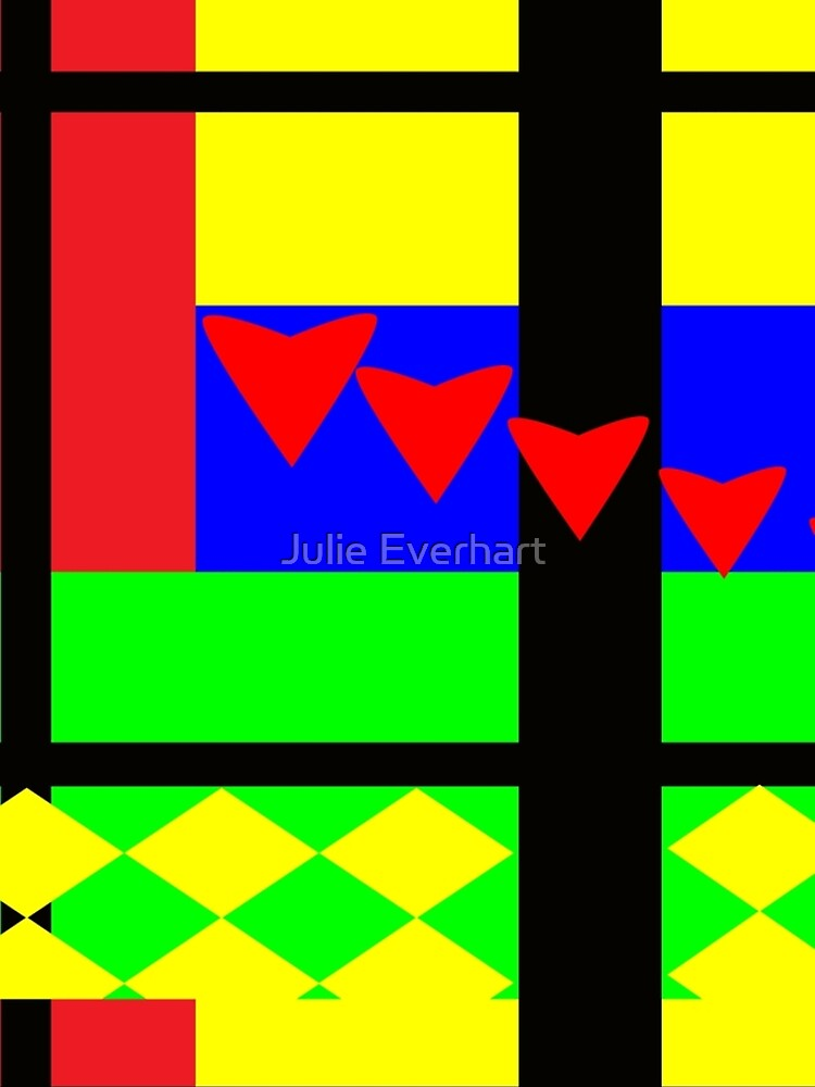 Fun with Color by Julie Everhart by julev69
