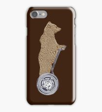 Bear Mobility iPhone Case/Skin