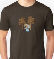 Bears Poop in the Woods Unisex T-Shirt