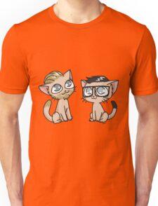 Youtuber Kittens: Rhett and Link Unisex T-Shirt