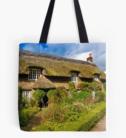 Country Cottage - North Yorkshire. Tote Bag