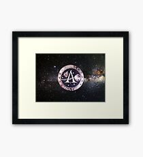 Mission to Mars  Framed Print