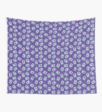 photocamera doodle pattern Wall Tapestry