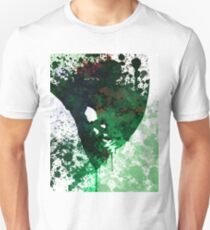 Alien Ink Splatter Unisex T-Shirt