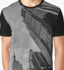 View On Empire State Building | New York City, New York Graphic T-Shirt