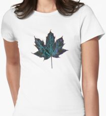 Canadian Diversity Womens Fitted T-Shirt