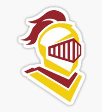 Calvin College Knight  Sticker
