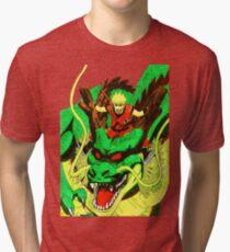 Shonen BFFs Tri-blend T-Shirt