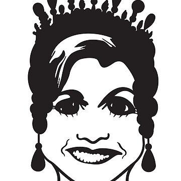 Queen Maxima by scoundrel
