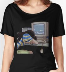 Waiting Women's Relaxed Fit T-Shirt