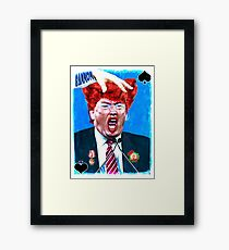 Authentic Phony Framed Print