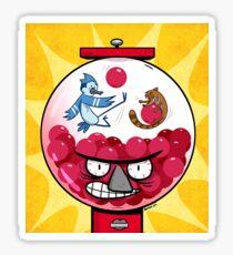 Regular Show - Gumball Sticker
