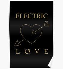 BØRNS - Electric Love Poster