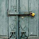Locked Door by HelenPadarin