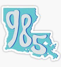 (985) Sticker