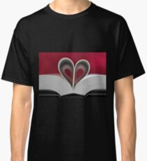 A love of books Classic T-Shirt