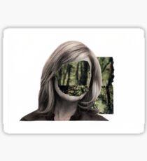 Dense Undergrowth Sticker