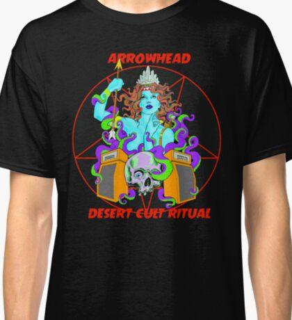 Arrowhead - Desert Cult Ritual Classic T-Shirt