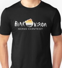 Bearovision Song Contest - contrast Unisex T-Shirt
