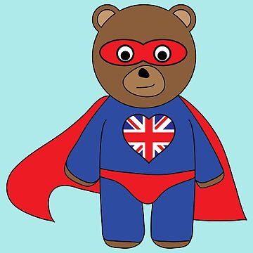 British Hero by grizzlygifts