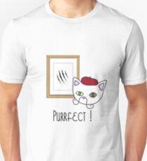 PURRfect ! Unisex T-Shirt