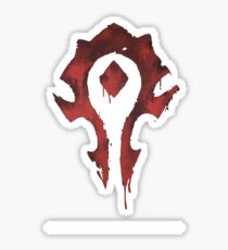 Best Seller: Horde Spray Sticker
