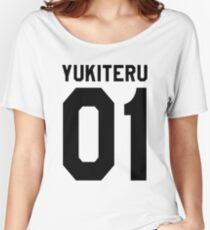 Amano Yukiteru 01 Women's Relaxed Fit T-Shirt