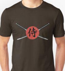 Camiseta unisex Katana Crossing