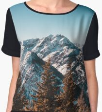 Mountain View Women's Chiffon Top