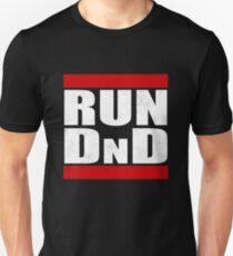 Run DnD Unisex T-Shirt