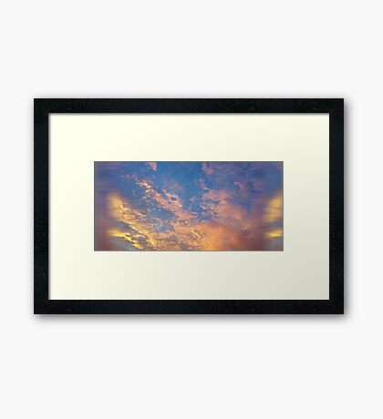 southern low Framed Print