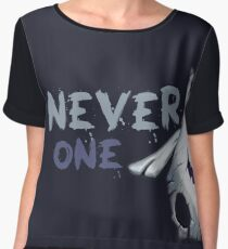 Never One Lamb Kindred (part) Chiffon Top