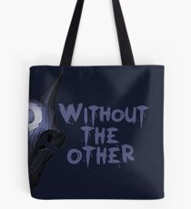 Without the other Wolf Kindred (part) Tote Bag