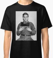 Elvis Mugshot Classic T-Shirt