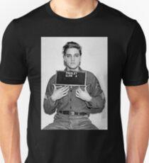 Elvis Mugshot Unisex T-Shirt