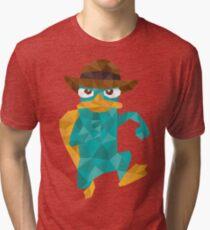 Poly Perry  Tri-blend T-Shirt