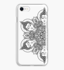 Buddha Mandala iPhone Case/Skin
