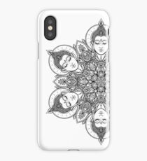 Buddha Mandala iPhone Case