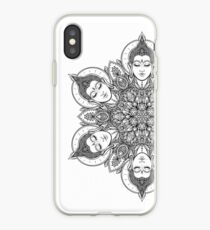 Buddha-Mandala iPhone-Hülle & Cover