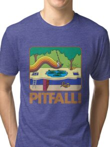 Pitfall Atari 2600 Game Artwork T-shirt