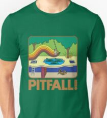 Pitfall! 2600 Box T-Shirt